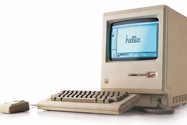 Lanzamiento del Macintosh