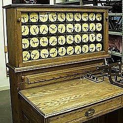 Sistema de tabulación