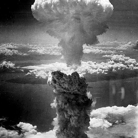 Dropping of the Atomic Bombs