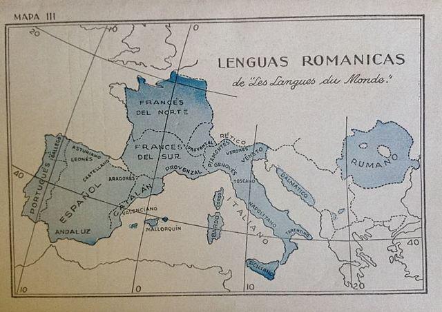El latín como un principio paradigmático de la iglesia.
