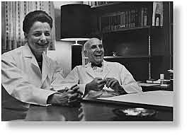 WILLIAN HOWELL MASTERS 1915-2001 Y JOHNSON 1923-2013