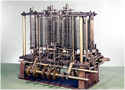 Máquina analítica/Motor analítico