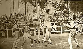 Primer Medalla Olímpica en un deporte de Conjunto