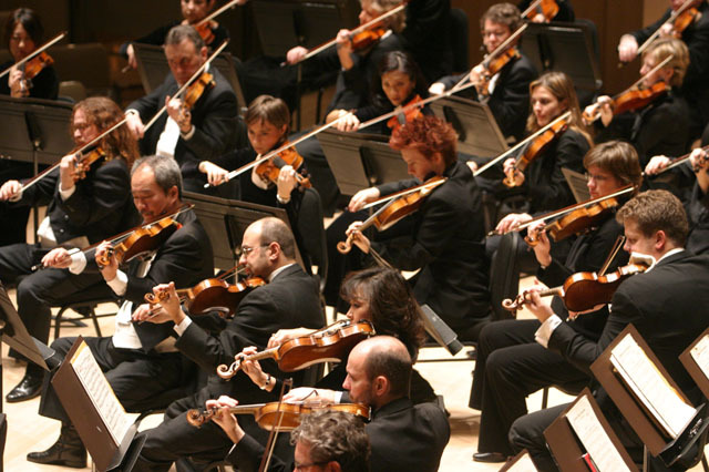 Classical Music was Recorded