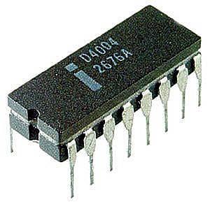 Cuarta generación: microprocesadores (1971-presente)