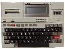 Computadora Epson HX-20