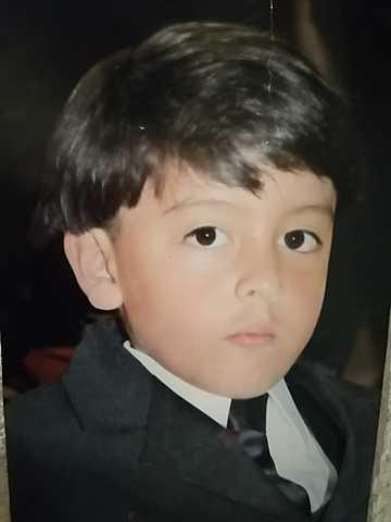 A mis 4 años