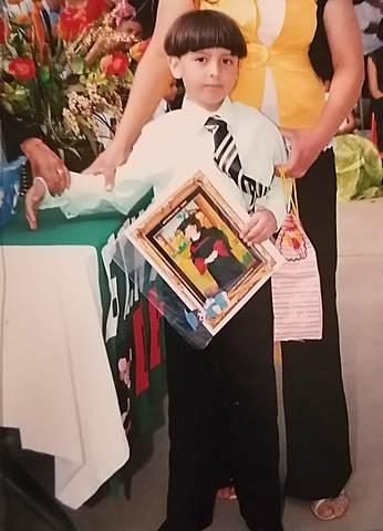A mis 6 años