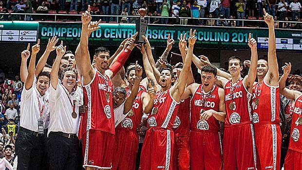 México de Regreso en un Campeonato Mundial de Baloncesto