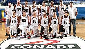 La CONADE en el Baloncesto Mexicano