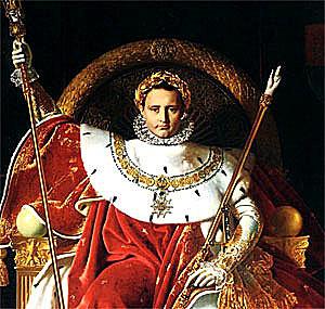 """L'""""imperatore dei francesi"""""""