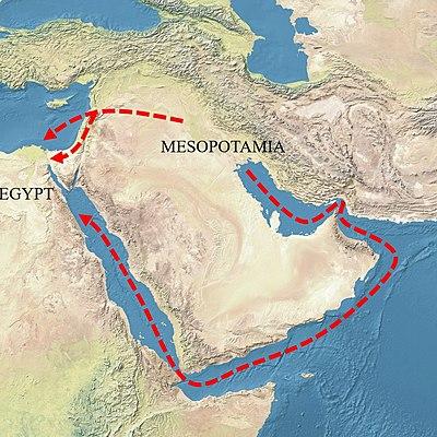 LA CIVILIZACIÓN MESOPOTÁMICA timeline