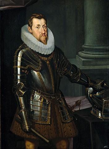 Apoyo al Emperador Fernando II de Habsburgo en la Guerra de los Treinta Años.