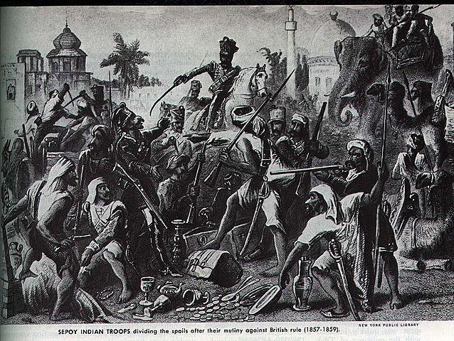 Revolta dos Sipaios