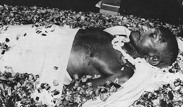 Asesinato de Mahatma Gandhi