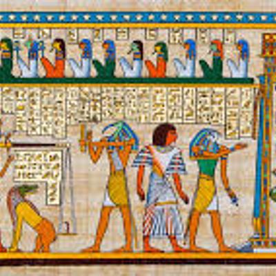 ARTE EGIPCEO timeline