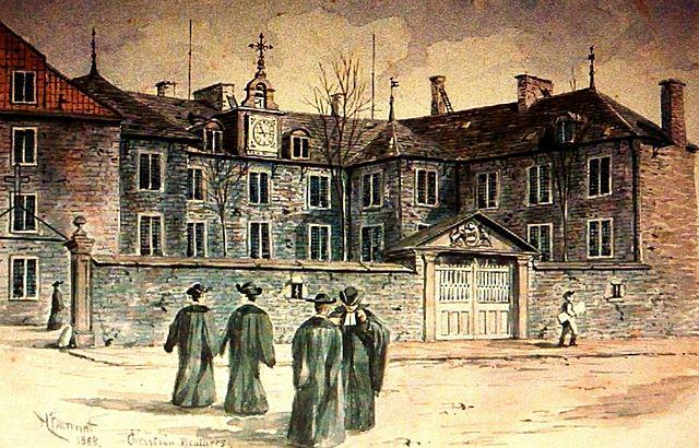 La fondation de Montréal
