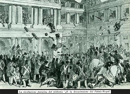 Viene proclamata la seconda repubblica francese