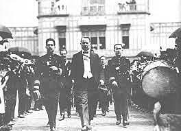 Madero es elegido como presidente