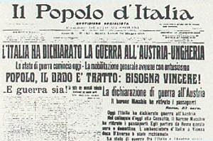 Il Regno di Sardegna dichiara guerra all'Austria