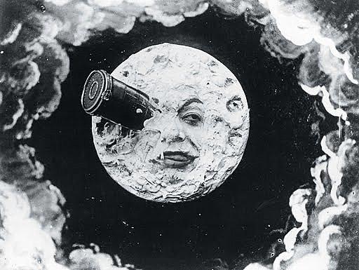 G.  Meliés,  Viaje  a  la luna