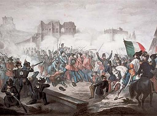 La resa della Repubblica romana