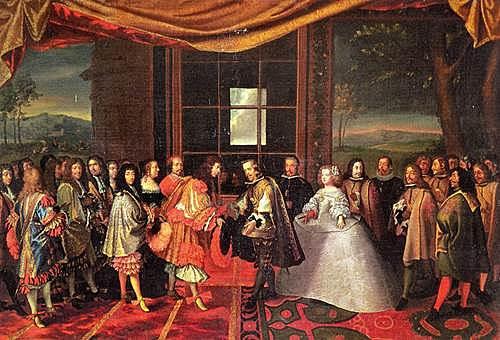 Fin de la guerra contra Francia. Paz de los Pirineos, Hegemonía de Francia sobre España.