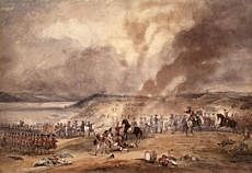 La bataille de Sainte-Foy