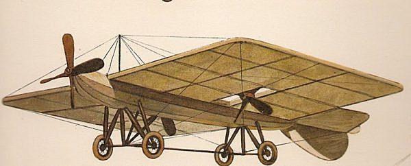 Monoplano de Mozhaisky