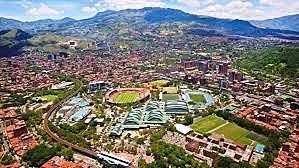 Medellín en el 2000