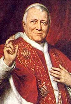 L'elezione di papa Pio IX