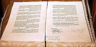 Le prime Costituzioni