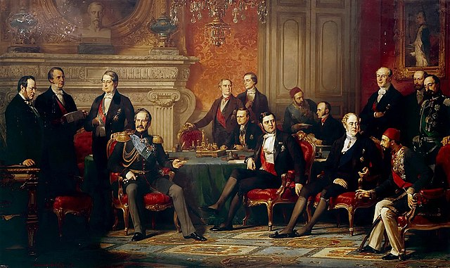 Guerra di Crimea e Congresso di Parigi