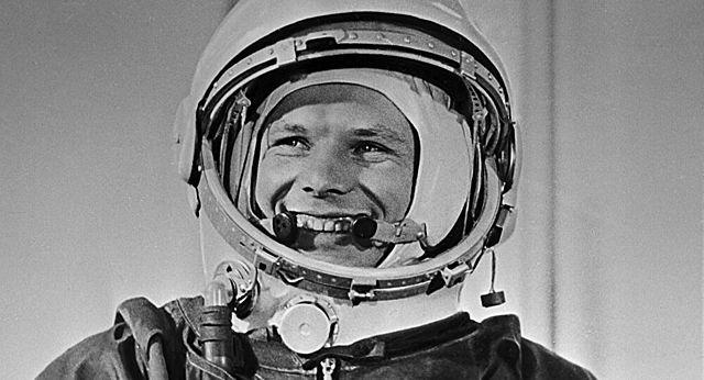 Primera persona en viajar al espacio