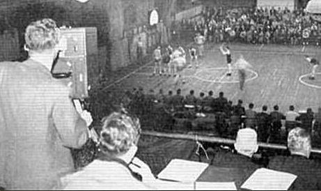 El baloncesto en la televisión