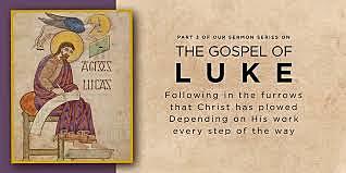 Luke's gospel was written