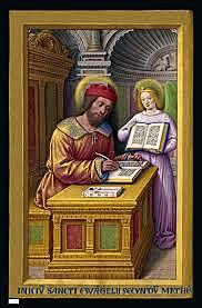 Matthew's gospel was written