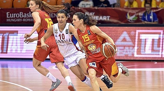 El baloncesto femenino