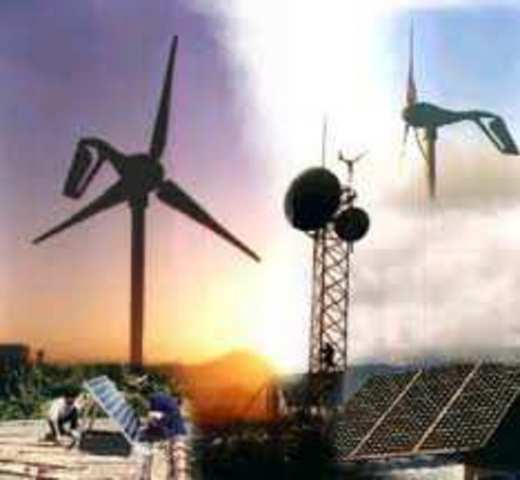 Combustibles fósiles y fuentes renovables