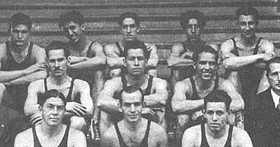 Baloncesto en Juegos Olimpicos de Berlin