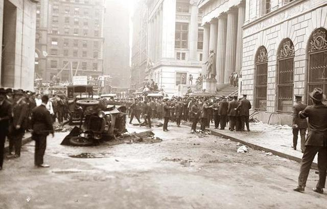 Wall Street Attack