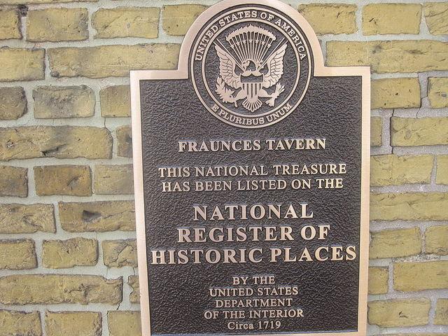 Tavern Bombing, New York