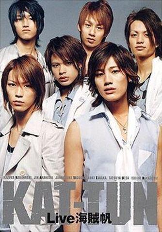 KAT-TUN Live Kaizokuban