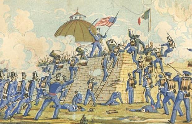 American Mexican war