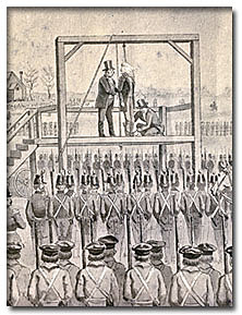 John Brown is Executed