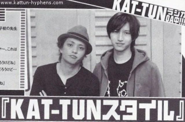 KAT-TUN Style