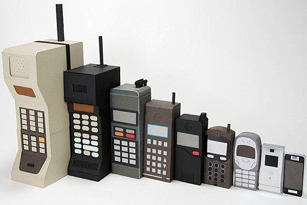 inicios de la telefonía celular