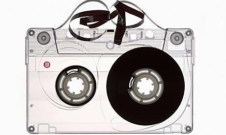 primera cinta de casette