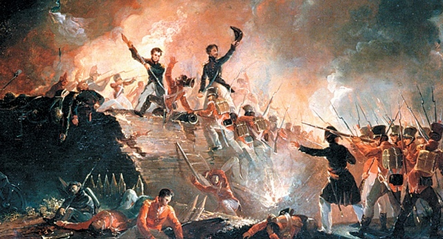 Siege of Fort Erie