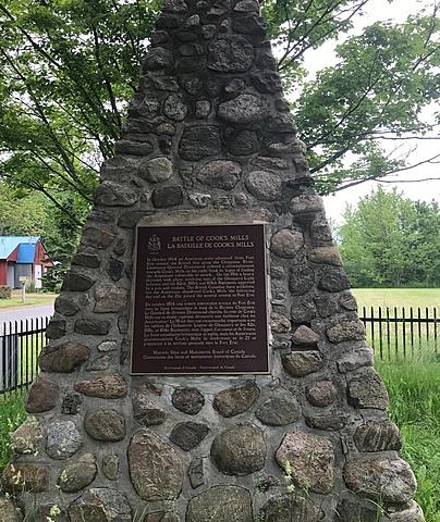 Battle of Cooks Mills